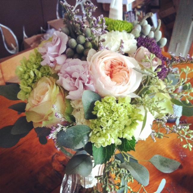 Vintage Brides Bouquet